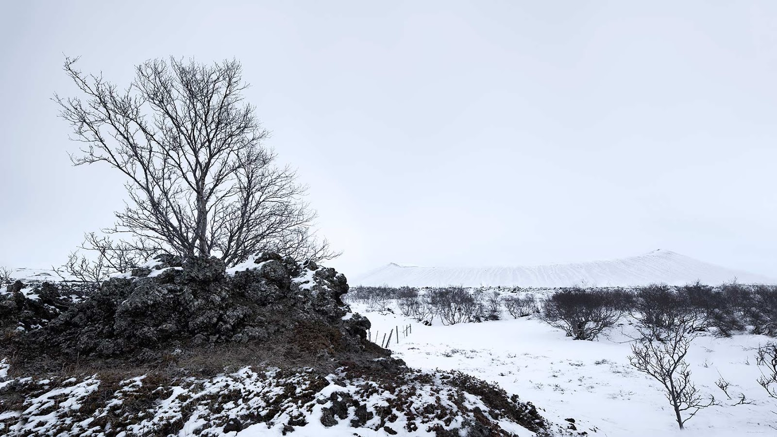 snow,landscape,iceland,volcano