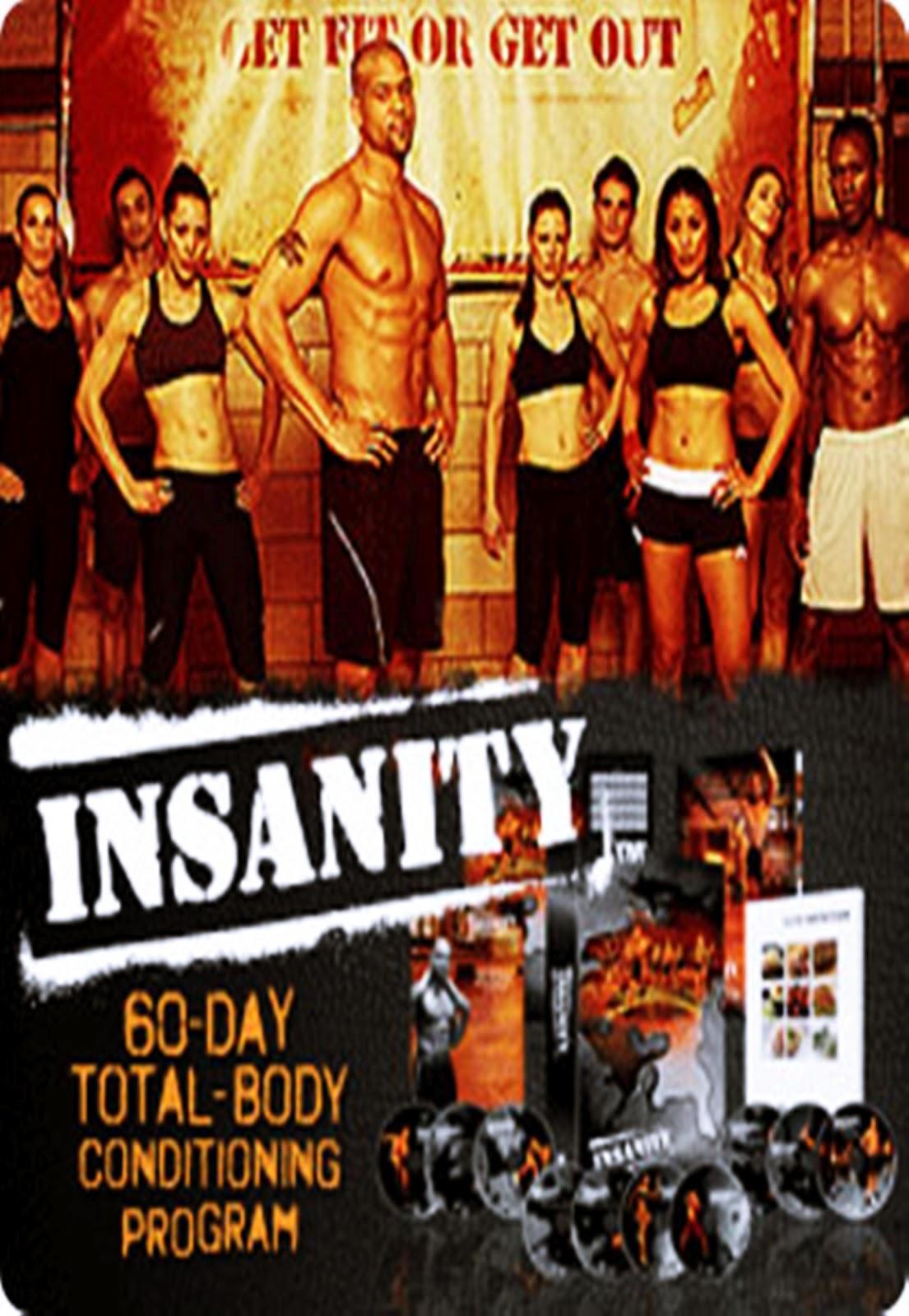 Insanity Deluxe – Shaun T
