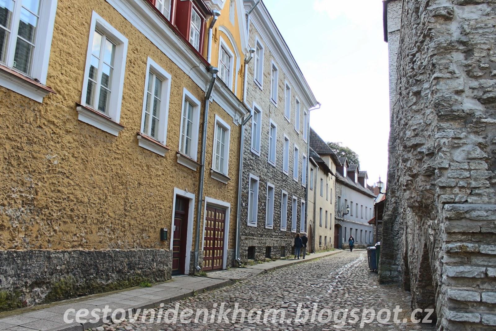 Tallinn - staré město