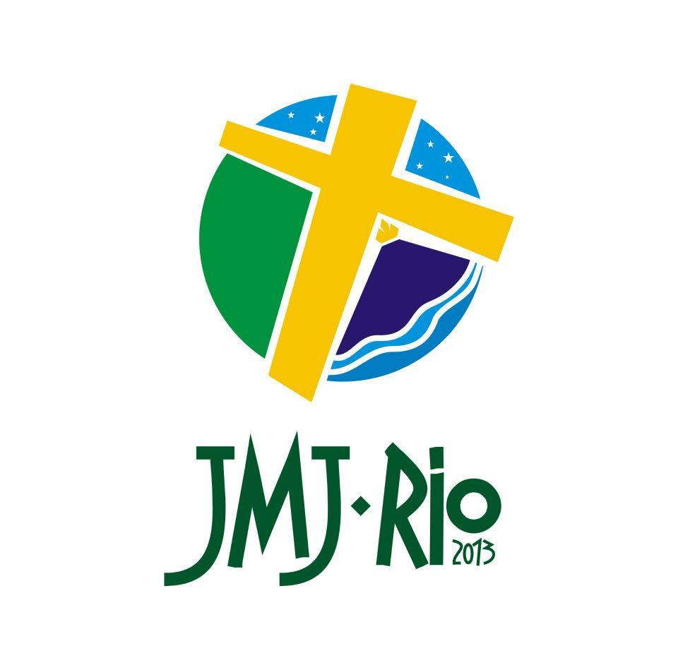 criath243rium sugest227o de logomarca para jmj rio 2013