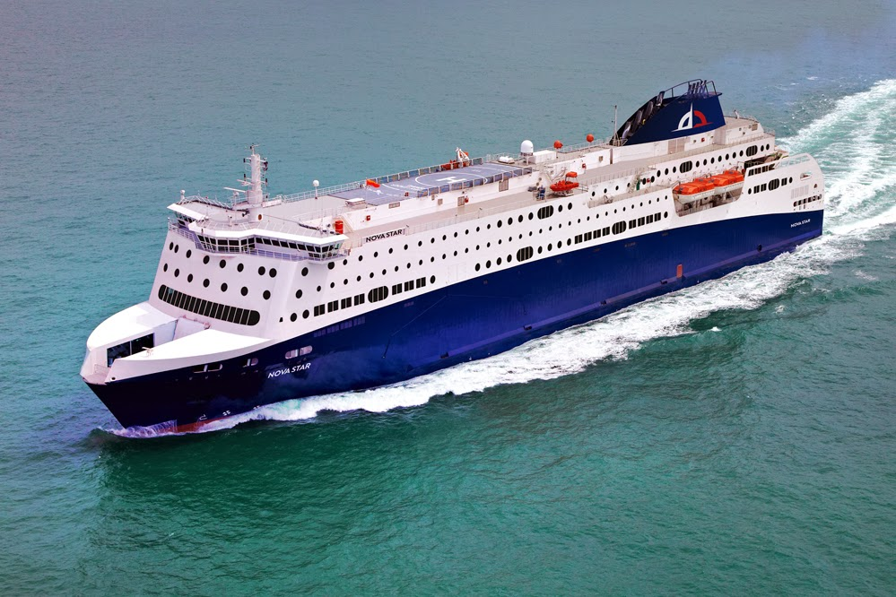 Nova Star Cruises to Operate Nova Star Between Portland ME and Yarmouth, Nova Scotia