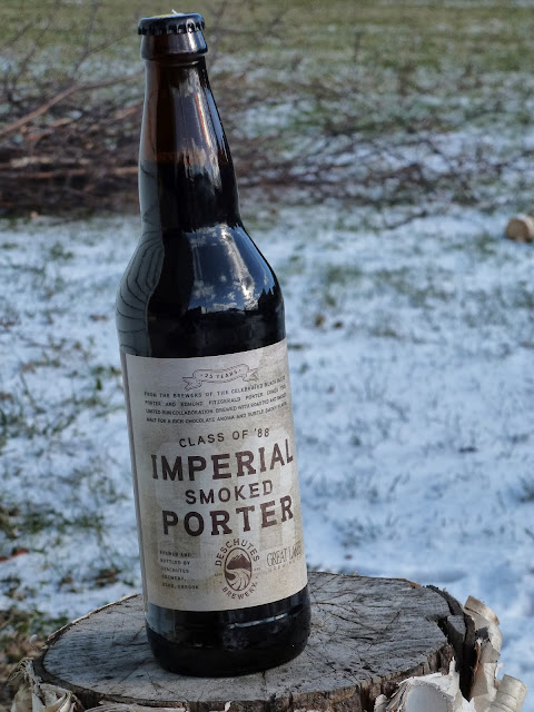 Deschutes Brewery Class Of '88 Imperial Smoked Porter
