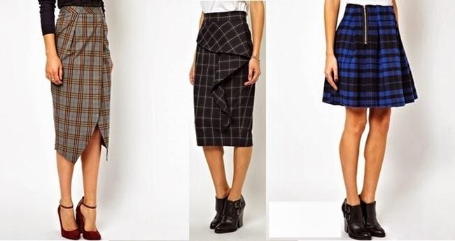 tartan skirt buy online
