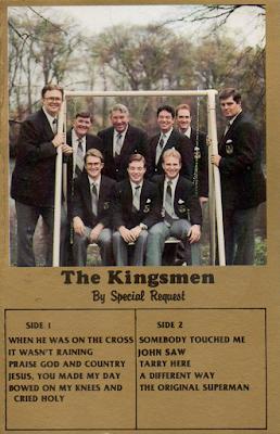 The Kingsmen Quartet-By Special Request-