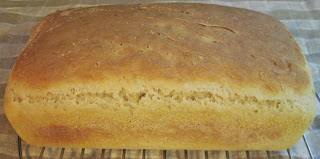 homemade yeast bread