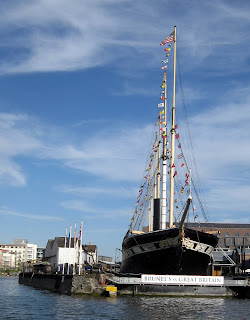 SS Great Britain - Brunel's fine ship