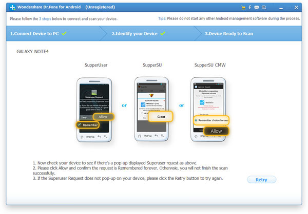 Samsung Recovery Transfer How To Recover Sms And Contacts