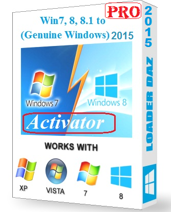 Windows Loader for (Genuine Windows) 2014