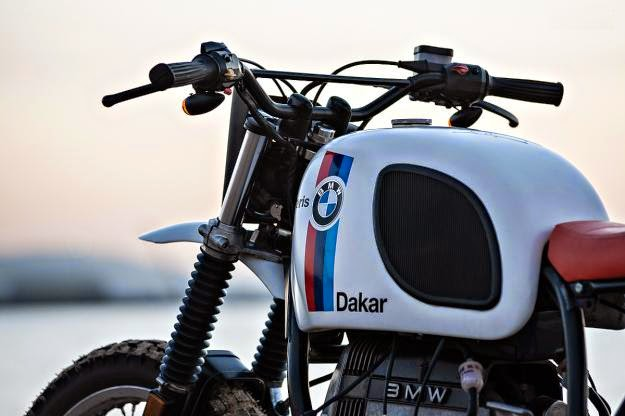 Garage italiano bmw r 80g s by svako garage for Garage bmw paris 12