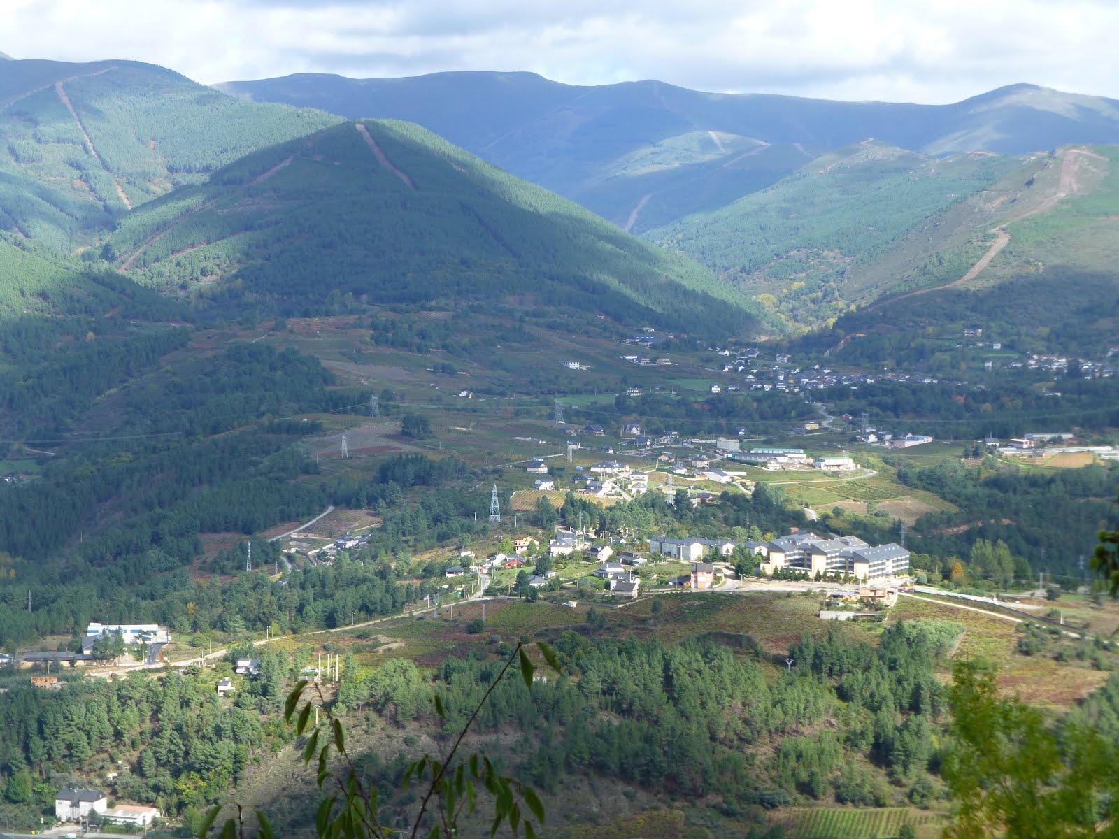 Montes de Vilamartin