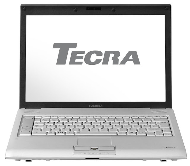 The Toshiba tecras