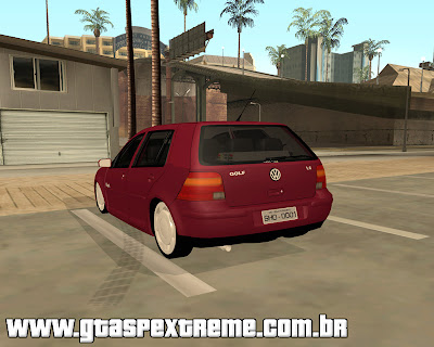 Vw Golf Flash Edit para grand theft auto