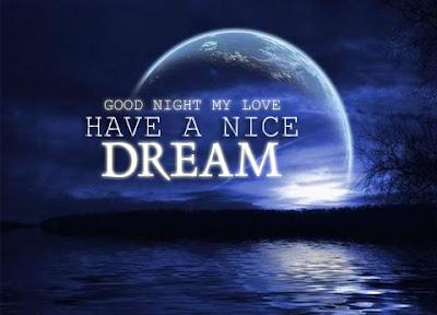 SMS Kata Kata Ucapan Selamat Malam