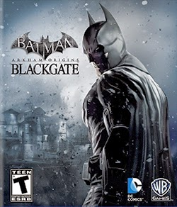 Game Batman: Arkham Origins Blackgate