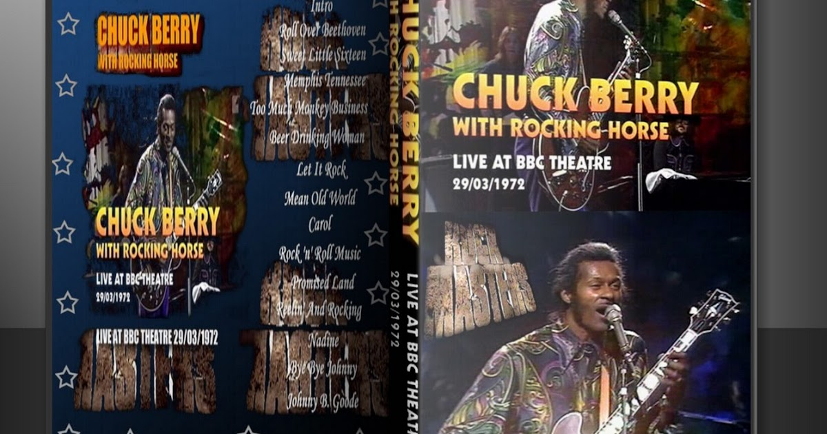 Chuck Berry Promised Land