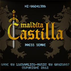 Maldita Castilla - Homenaje a Ghosts´n Goblins descarga gratuíta