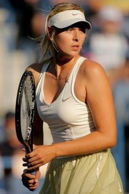 tenistas lindas