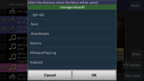 cara mengembalikan file hilang di android