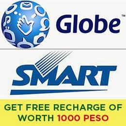 Philippines Free Mobile Recharge