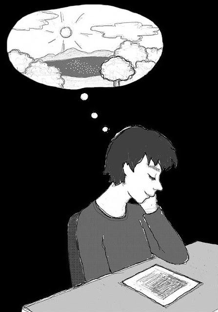 Cara memasuki dunia anime (dunia 2D) - mimpi