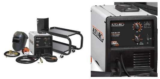 Hobart 500550 MIG Welding Kit