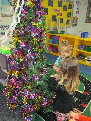 The Pa-Paw Patch, christmas around the world preschool theme, vale nc daycare, vale nc childcare