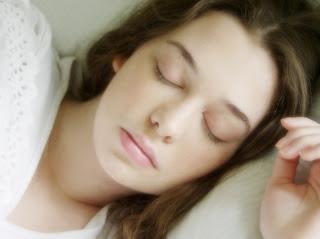 gambar orang tidur