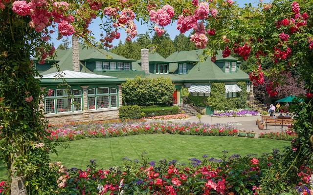 Flores Jardines Butchart