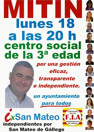 El blog de san mateo de g llego el supremo no admite el - El tiempo en san mateo de gallego ...