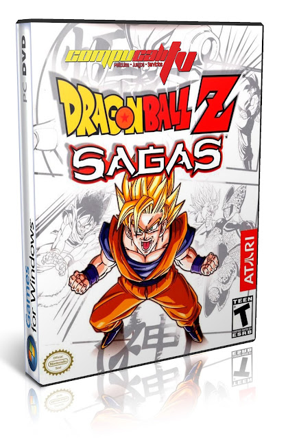 Dragon Ball Z Sagas PC Full Descargar Juego DVD5