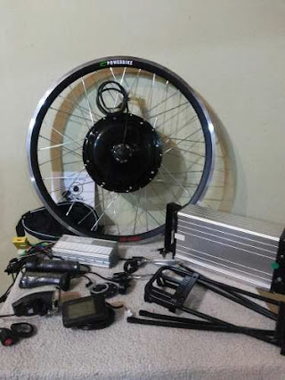 Kit Transforma tu Bicicleta Normal a Electrica en Chile $420.000