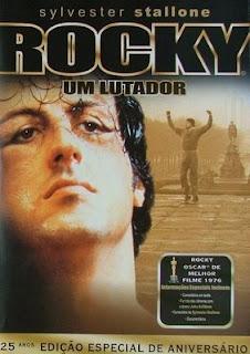 Rocky Balboa 1: Um Lutador DVDRip AVI + RMVB Dublado
