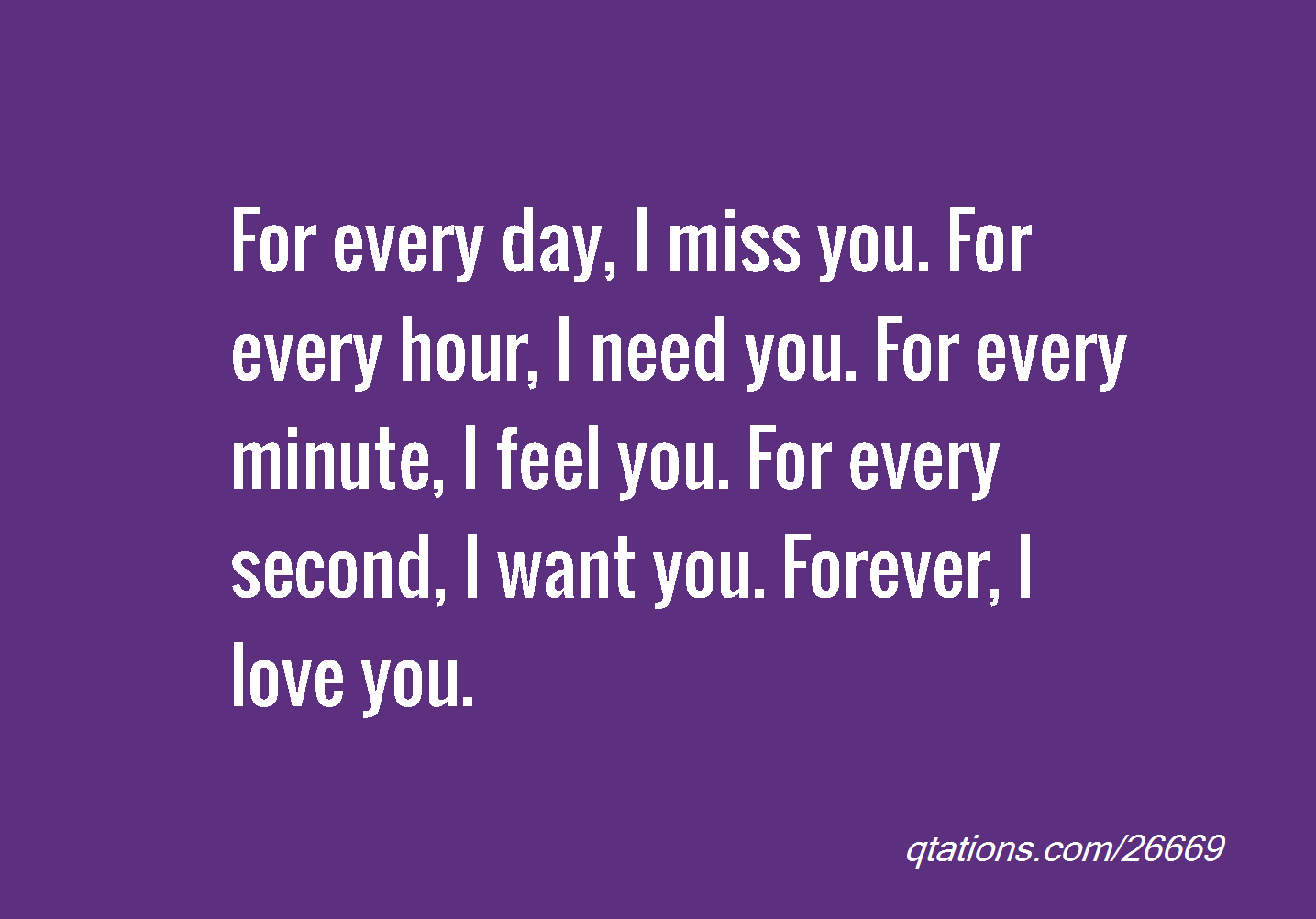 I Love N Miss You Quotes : So i love you quotes and sayings for him. Do not forget tokeep good ...