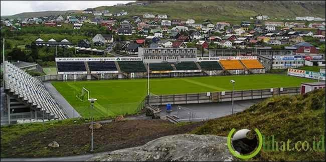Tórsvøllur – Kepulauan Faroe