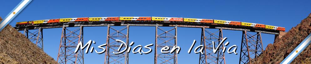 MDV - Mis días en la vía - Noticias Ferroviarias.