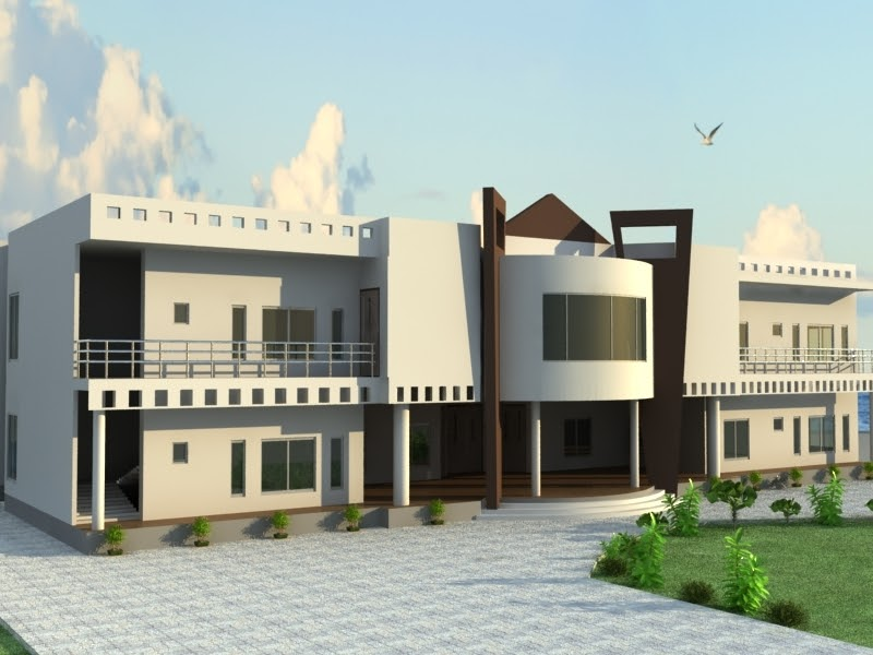 D Front Elevation Of School : Meadows grammar school front elevation of mgs