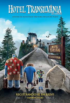 Filme Poster Hotel Transilvânia TS XviD & RMVB Dublado