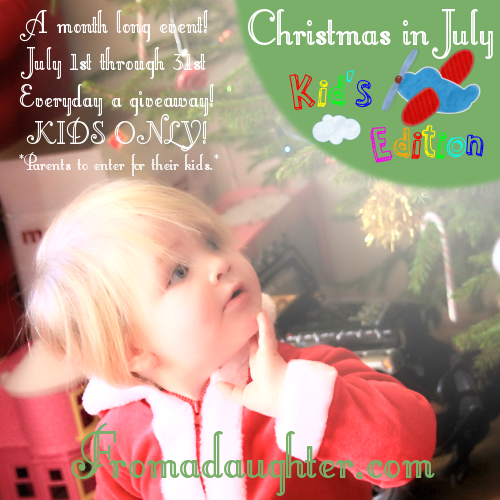 Christmas in July: Kid's Edition Etsy Stores, Shops, and Companies WANTED!