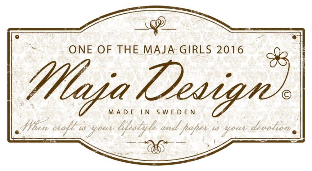 "<br>Proudly Designing for<br>""Maja Design"""