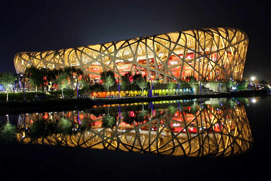 Ai Weiwei - Estádio Ninho de Passarinho - Olimpíadas