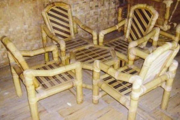 Bamboo Wood Furniture