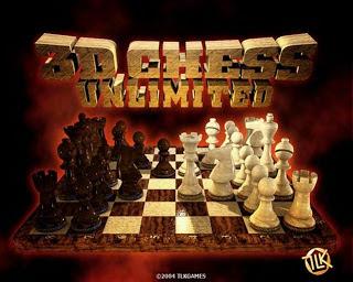 تحميل لعبة الشطرنج للكمبيوتر Download game 3D Chess Unlimited