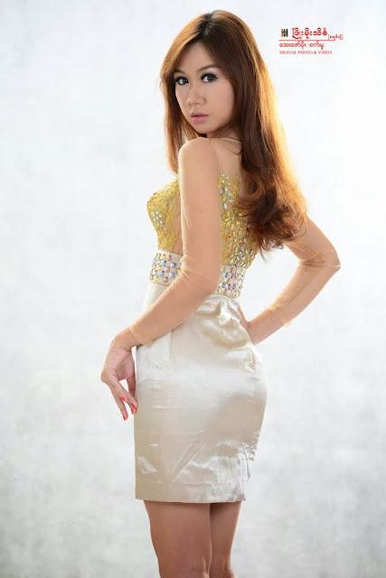 Chan Moe Lay - Miss Universe Myanmar