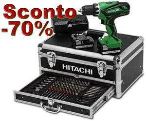 Elettroutensili Hitachi