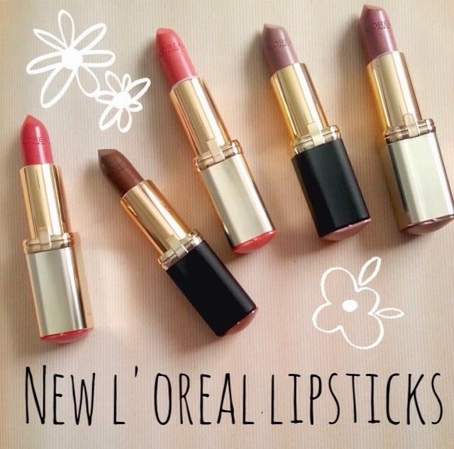 Inspire Magazine Online - UK Fashion, Beauty & Lifestyle blog: Friday Favourites // My Favourite Things Lately...; Inspire Magazine; Inspire Magazine Online; Friday Favourites; L'Oreal; L'Oreal Paris; Lipstick