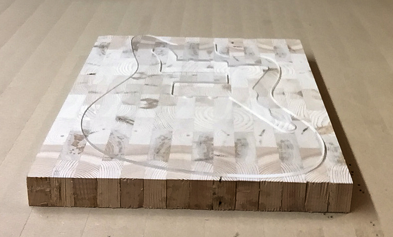 Digital Fabrication for Designers: First Projects on New CNC Router