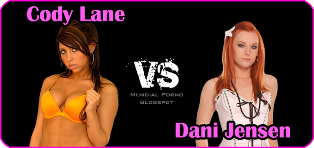 Cody Lane vs Dani Jensen