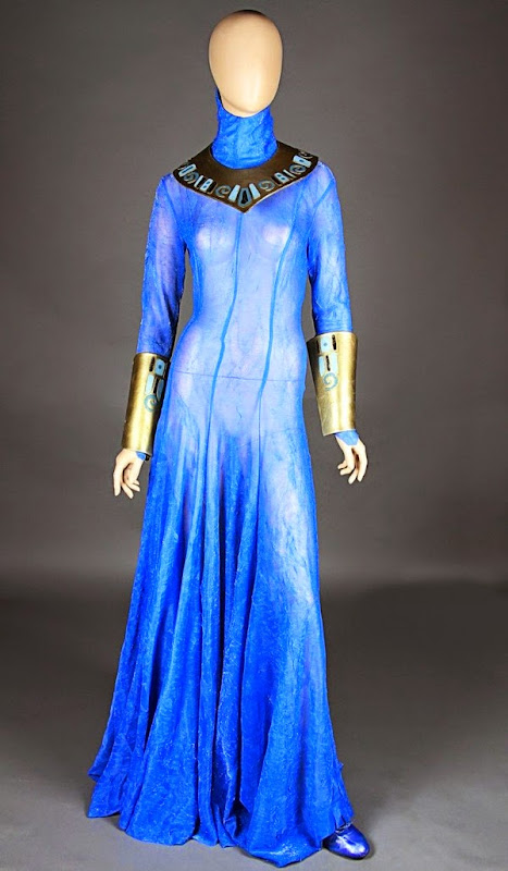 Virginia Hey Pa'u Zotoh Zhaan Farscape costume