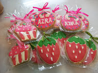 Fancy Cookies - Nazliah, Pantai Remis.