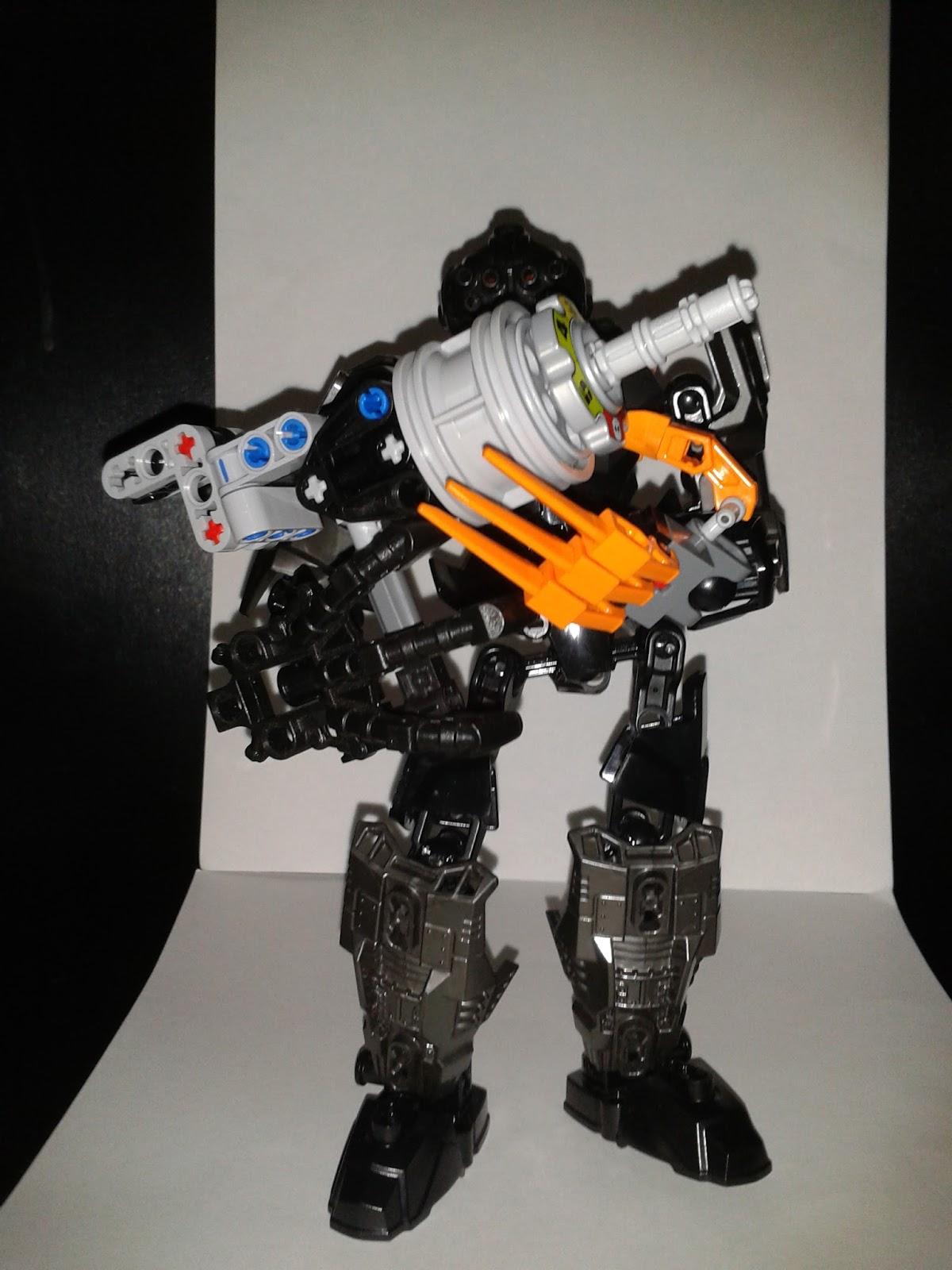 Ace Swan Blog Lego Hero Factory Villain Moc Strongarmpronounced